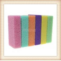 Buy cheap Disposable Nail Kit pumice sponge from wholesalers
