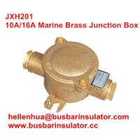 Wholesale marine waterproof box JXH201 ip65 brass aluminum junction box from china suppliers
