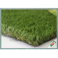 Quality 8000 Dtex Decorative Outdoor Artificial Grass / Synthetic Grass With Latex Coating for sale