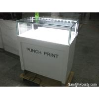 Wholesale Fashion Jewellery Metal Frame Display Showcase from china suppliers