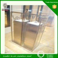 Wholesale China custom stainless steel outdoor furniture in Foshan factory price from china suppliers