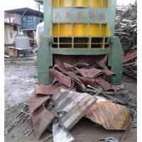 Wholesale Full Automatic Scrap Shearing Machine WS - 5000 With Roll On / Off System from china suppliers