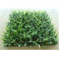 Buy cheap CE forever green Decorative soft artificial grass lawn 2 layers for home from wholesalers