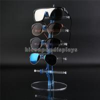 Wholesale Eyeglass Shop Countertop Commercial Eyewear Display Rods For 5 Pair Of Sunglasses from china suppliers