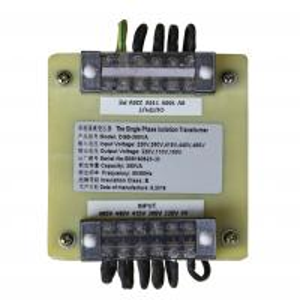 Quality Isolation Dry Type Transformer Single Phase Power Transformer 220V/110V/100V for sale