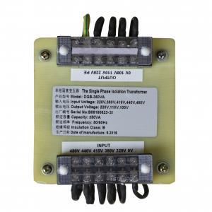 Quality Single Phase Isolation Transformers  Power Transformer 220V/110V/100V for sale