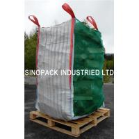 Wholesale Firewood ventilated mesh bulk bags with 100% vigin polypropylene from china suppliers