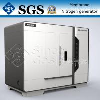 Wholesale SINCE GAS Nitrogen Membrane Unit / Membrane Type Nitrogen Generator Plant from china suppliers