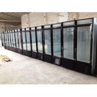 Wholesale Display Freezer Fan Cooling Automatic Defrost With Sliding Doors from china suppliers