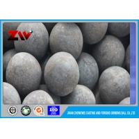 Wholesale Moly Corp grinding balls for ball mill media , Cast forged steel grinding balls from china suppliers
