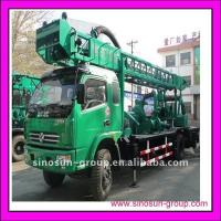 Wholesale TRUCK MOUNTED DRILLING MACHINE from china suppliers