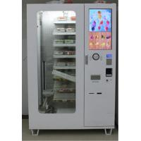 Wholesale Airport Inside Fruit / Sandwich Healthy Food Vending Machines / Machinery from china suppliers