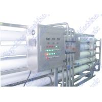 Wholesale Reverse Osmosis Water Treatment Systems / Drinking Water Treatment Equipment For Hotel from china suppliers