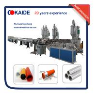 Buy cheap Pipe extrusion machine for PEX-AL-PEX/PPR-AL-PPR pipe machine from wholesalers