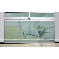 Wholesale Heavy Duty Commercial Automatic Glass Door Waterproof  For Front Door from china suppliers