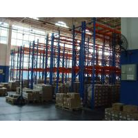 Wholesale Powder Coating Double Deep Pallet Rack Anti-rust 2000KG for Factory from china suppliers