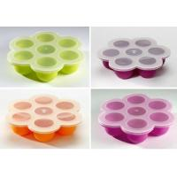 Quality Accept Customized logo Eco-friendly Pvc,Silicone ice cube molds china supplier for sale