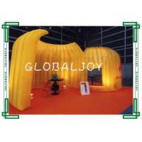 Wholesale Advertisement Inflatable Lighting Decoration , Led Inflatable Camping Tent from china suppliers