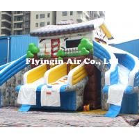 Wholesale Giant Inflatable Water Slide Combo Bounce House with Blower for Sale from china suppliers