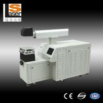 50w Fiber Laser Marking Machines Metal Engraving Machine For Phone Cover Logo Print