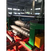 Buy cheap Corrugated Roofing Sheet Bending Machine , 1.5-3.0mm Metal Curving Machine from wholesalers