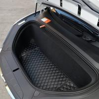 Buy cheap Topfit Car Boot Mats Cargo Liners for Tesla Model X P90D-Black from wholesalers