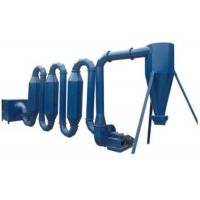 Wholesale Wet wood sawdust pipe dryer machine for making wood briquettes or pellet from china suppliers