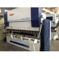 Wholesale 7.5kw 2500mm Multi-Axis CNC Hydraulic Press Brake 100t For Steel Tower / Truck Carriage from china suppliers