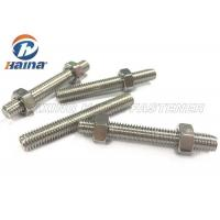Quality A4-50 A4-70 A4-80 316L 304 Stainless Steel Full Threaded Rod Stud Bar for sale