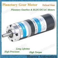 42mm 25w 30w Bldc Gear Motor Bruhsless With Planetary