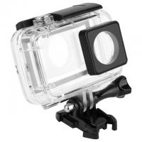 China 40M Diving Touchable Waterproof Case for Xiaomi Yi 4K 4K+ Action Camera Touch Backdoor Underwater Case on sale
