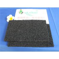 Wholesale 10 - 60 ppi PU Polyurethane Activated Carbon Air Filter Sponge For Ordor Gas from china suppliers