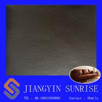 Wholesale Frosted Sofa Synthetic Leather 1.25mm Thickness Sofa Upholstery Leather from china suppliers