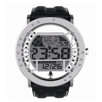 Wholesale Outdoor Sports Waterproof Multifunctional Digital Watch Alloy Case LCD Display from china suppliers