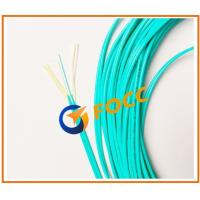 Wholesale Multimode OM2 Simplex Fiber Optical Cable Splicing Aqua Jacket , 1.8mm from china suppliers