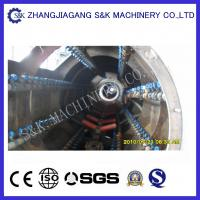 Wholesale 1200Mm Diameter Pp Extrusion Machine , Single Screw Plastic Extrusion Machinery from china suppliers