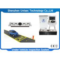 Wholesale LCD Screen Under Vehicle Inspection System UV300- F With License Plate Recognition from china suppliers