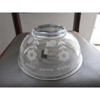 Wholesale Eco-Friendly Clear Borosilicate Pyrex Glass Bowl For Microwave Non Toxic from china suppliers