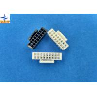 Wholesale Dual Row PA66 Lvds Display Connector Housing With Lock Pitch 2.00mm from china suppliers