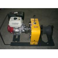 Wholesale 8 Tons Gasoline Engine Powered Winch   Equipment With ISO 9001:2008 Certificate from china suppliers