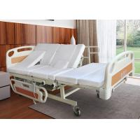 Wholesale MD-E39 Nursing Home Beds Movable , Electric Adjustable Beds Various Size from china suppliers