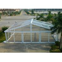 Wholesale Transparent Color Clear Roof Tent For Outdoor Wedding Party / Exhibition / Church from china suppliers