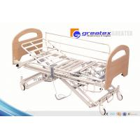 Wholesale 3 Mutiply function Electric Hospital Bed low postion motor bed home care from china suppliers