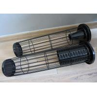 Wholesale Carbon Steel Bag Filter Cage Industrial Dust Air Filter Cage with ISO from china suppliers