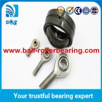Wholesale 40x68x19mm Spherical Plain Bearing , Rod End Joint Bearing GAC40T / GAC40S from china suppliers
