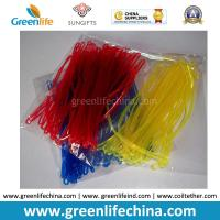Wholesale Luggage Tag Accessory Soft Eco-friendly PVC Colored Loop Straps from china suppliers