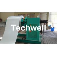 Wholesale Simple Steel Coil Slitting Cutting Machine for Carbon steel / GI / Color Steel Q235-Q350 Coil into Strips from china suppliers