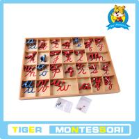 Wholesale Small Cursive Moveable Alphabet from china suppliers