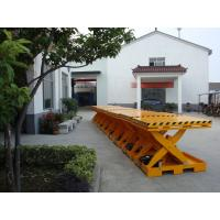 Wholesale 5000KG Customized Hudraulic stationary scissor lift for workshop , 4S Shop from china suppliers
