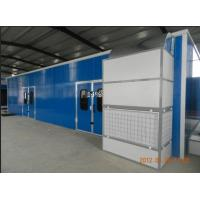 Wholesale Infrared Downdraft Furniture Spray Booth Equipment , 6KW 380V from china suppliers